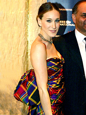 STYLISH TURN photo | Sarah Jessica Parker