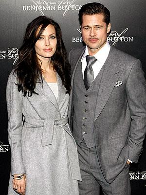 FRENCH DRESSING photo | Angelina Jolie, Brad Pitt