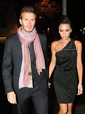 SUNDAY BEST photo | David Beckham, Victoria Beckham