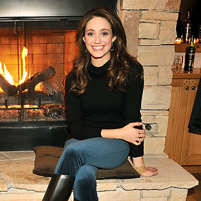 THE HOT SEAT photo Emmy Rossum