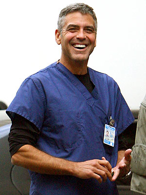 DOC ON CALL photo | George Clooney