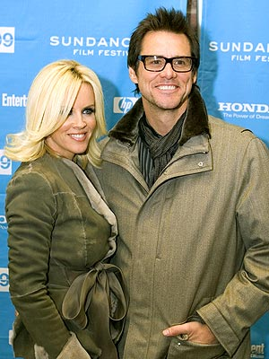 WITH 'LOVE' photo | Jenny McCarthy, Jim Carrey