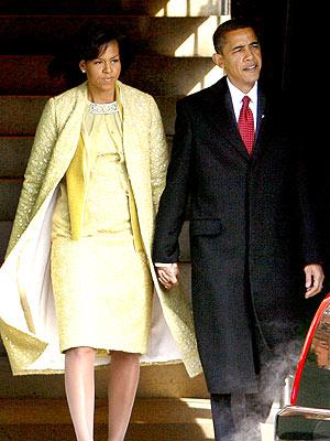 ON THE MARCH photo   Barack Obama, Michelle Obama