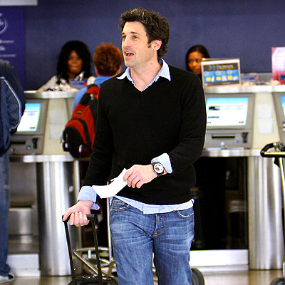 TRAVELIN' MAN photo | Patrick Dempsey