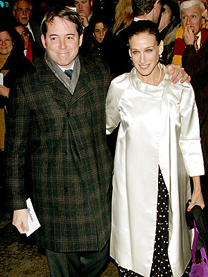 PLAY TIME photo | Matthew Broderick, Sarah Jessica Parker