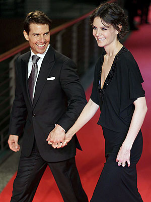 EUROPEAN UNION photo | Katie Holmes, Tom Cruise