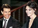 Tom & Katie's Berlin Affair | Katie Holmes, Tom Cruise