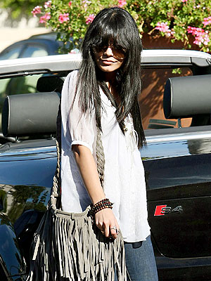 FRINGE BENEFITS photo | Vanessa Hudgens