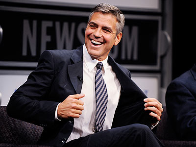 &#39;GOOD&#39; TIMES photo | George Clooney