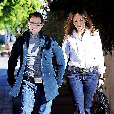 IN THEIR JEANS photo | Jennifer Lopez, Marc Anthony