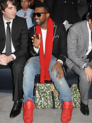 RED SHOE DIARIES photo | Kanye West
