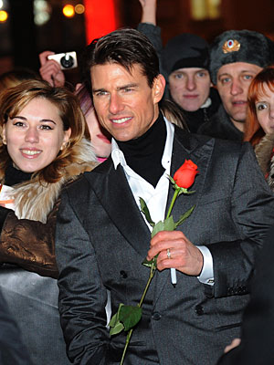 MISSION TO MOSCOW photo | Tom Cruise