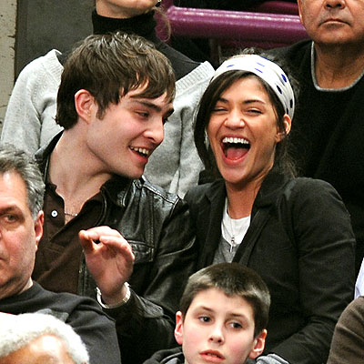 COMIC RELIEF photo | Ed Westwick, Jessica Szohr