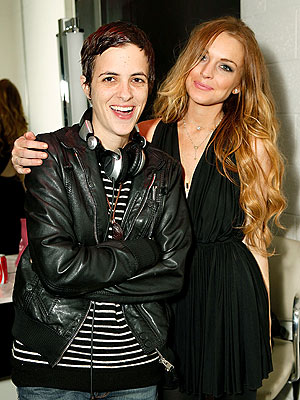 KEEPING TOGETHER photo | Lindsay Lohan, Samantha Ronson