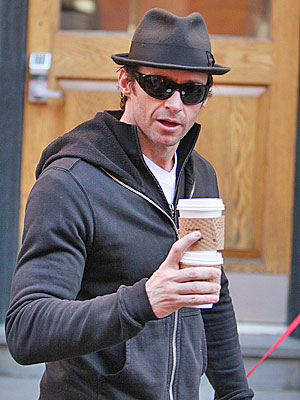 JAVA JOLT photo | Hugh Jackman