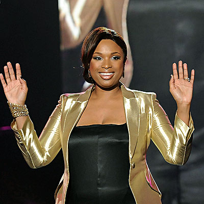 Tribute Time photo | Jennifer Hudson