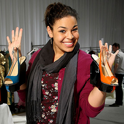 SOLE SISTER photo | Jordin Sparks