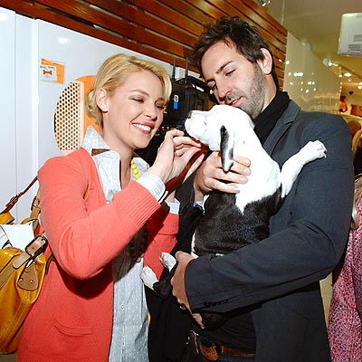 DOG LOVERS photo | Katherine Heigl