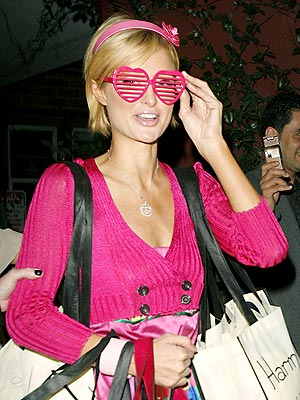 HEART ATTACK photo | Paris Hilton