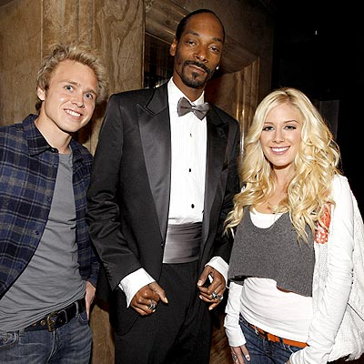 'DOGG' SHOW photo | Heidi Montag, Snoop Dogg, Spencer Pratt