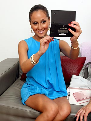 PLAY TIME  photo | Adrienne Bailon
