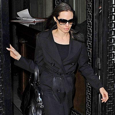 OUTWARD BOUND photo | Angelina Jolie