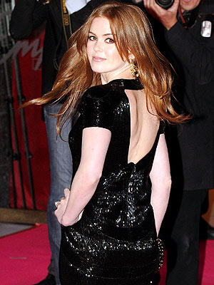 LA ISLA BONITA photo | Isla Fisher