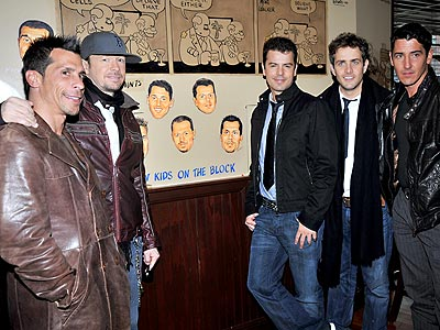 'BLOCK' PARTY photo | New Kids on the Block, Danny Wood, Donnie Wahlberg, Joey McIntyre, Jonathan Knight, Jordan Knight