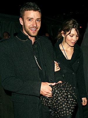 MATCHED SET photo | Jessica Biel, Justin Timberlake