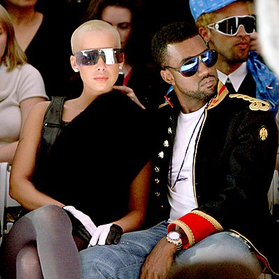 SHADY PAIR photo | Kanye West