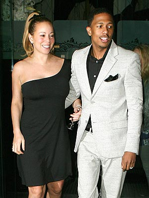 'CHOW' TIME photo | Mariah Carey, Nick Cannon