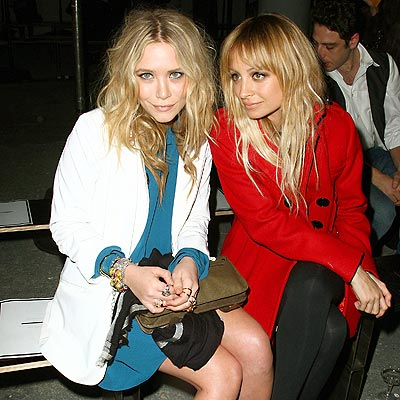 CHIC CLIQUE photo | Mary-Kate Olsen, Nicole Richie