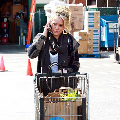 A LA CART photo | Hilary Duff