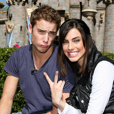 MAGIC MOMENT photo | Dustin Milligan, Jessica Lowndes