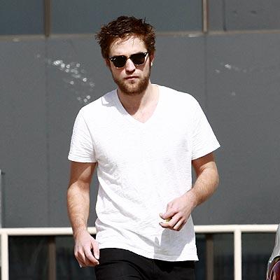 MAN ABOUT TOWN photo | Robert Pattinson