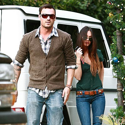 BACK TOGETHER? photo | Brian Austin Green, Megan Fox