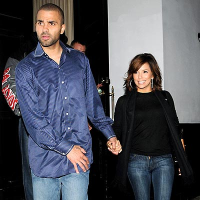 DINNER DATE photo | Eva Longoria, Tony Parker