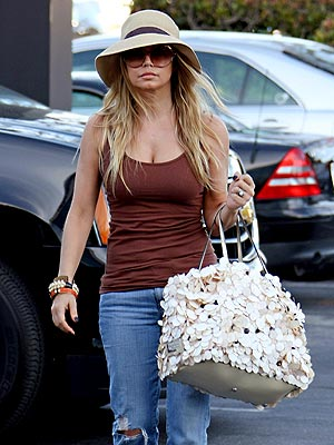 BAG LADY photo | Fergie