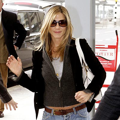 FLIGHT PLAN photo | Jennifer Aniston