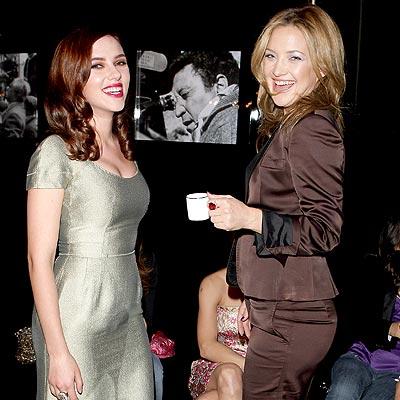 LA 'DOLCE' VITA photo | Kate Hudson, Scarlett Johansson