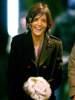 'BEAD' IT photo | Katie Holmes