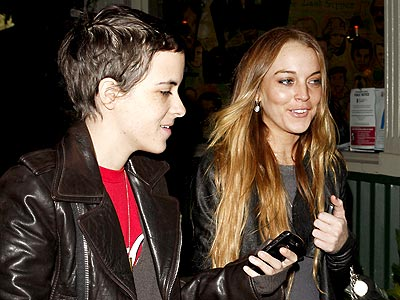 HOME GIRLS photo | Lindsay Lohan, Samantha Ronson
