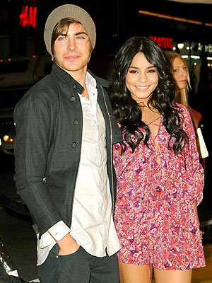 THRILL SEEKERS photo | Vanessa Hudgens, Zac Efron