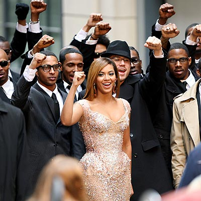 LEADER OF THE PACK photo | Beyonce Knowles