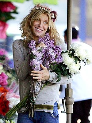 FLOWER GIRL photo | Courtney Love
