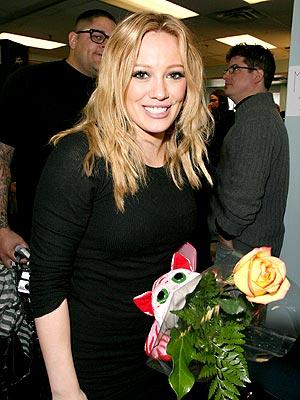 FEED THE WORLD photo | Hilary Duff