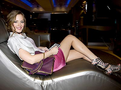 THE LUXE LIFE photo | Leighton Meester