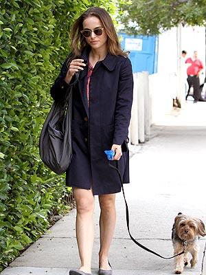 LEASH ON LIFE photo | Natalie Portman