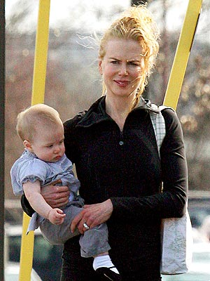 BABY'S DAY OUT photo | Nicole Kidman
