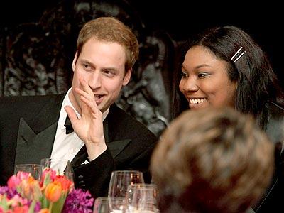 TABLE TALK photo   Prince William